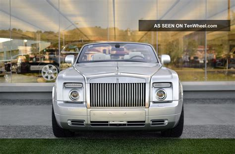 2011 rolls royce phantom drophead coupe convertible 2