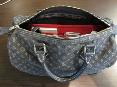 Hboklv Hanger Bag Organizer Karakter Lv purse organizer insert for louis vuitton speedy 30 monogram mini photo cloversac