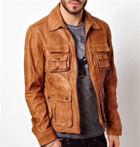 light brown jacket mens men tan brown fashion leather jacket brown leather jacket