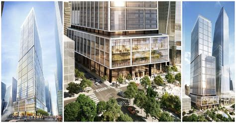 Yard House Nyc by Gallery Of Foster Partners Plans For 50 Hudson Yards In
