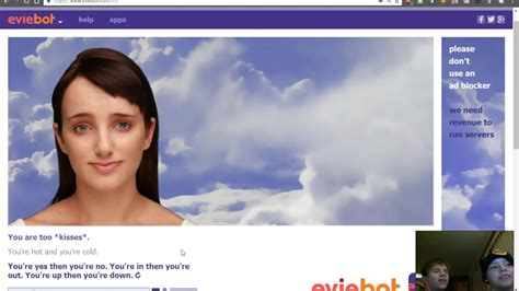 Chat With Evie Bot by Evie Cleverbot Chatting