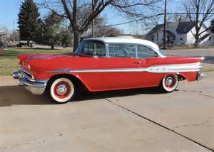 1957 Pontiac Models 1957 Pontiac Chieftain Post Mcg Social Myclassicgarage