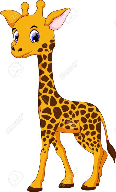 imagenes de jirafas caricaturas el regalo de la jirafa