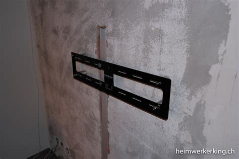 Optimale Höhe Fernseher Wand by Fernseher An Wand Montieren Fernseher An Der Wand Und