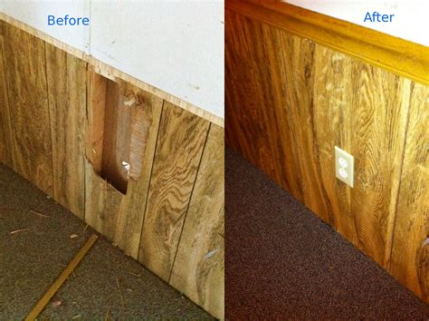 How To Fix Wood Paneling | 28 how to fix wood paneling how to fix or update
