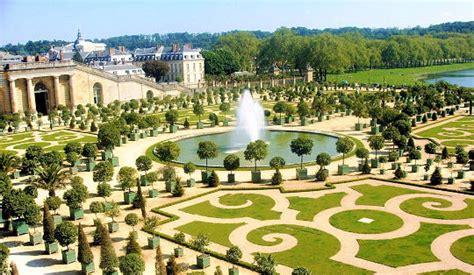 giardini alla francese la francia e i giardini barocchi