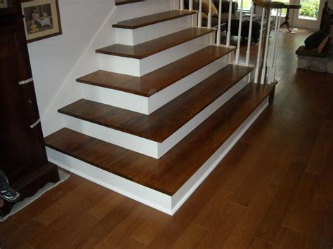 laminate stair treads 100 what is laminate flooring made