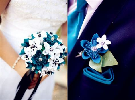 How To Make A Paper Bouquet - paper flower bouquet weddingbee