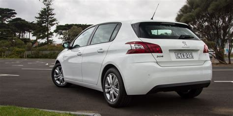 peugeot hatchback 2015 peugeot 308 active review caradvice