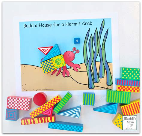 A House For Hermit Crab Lesson Plans A House For Hermit Crab Science Lesson Plans Numberedtype