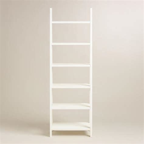White Lacquer Josephine Bookcase World Market White Lacquer Bookcase
