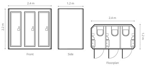 eco toilet dimensions toilet cubicles luxury loos green eco toilets to hire