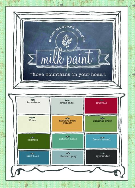 miss mustard seed milk paint decorating ideas