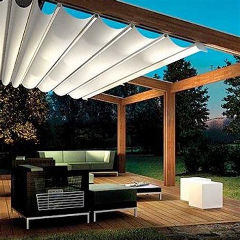 custom retractable awning backyard pergola pergola