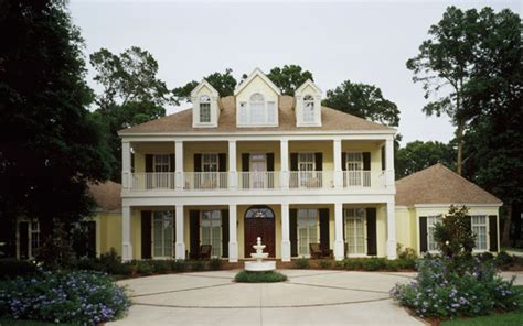 southern plantation home plans french creole home designs house plans and more