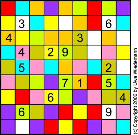 color sudoku colour sudoku www sachsentext de
