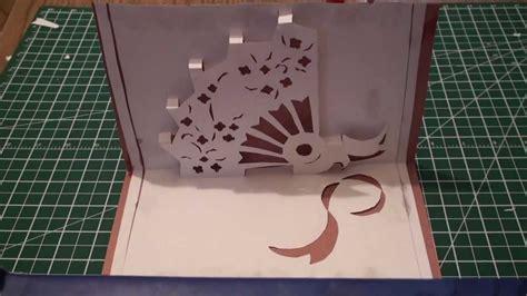 Pop Up Papercraft - kirigami pop up fan paper craft tcgames hd