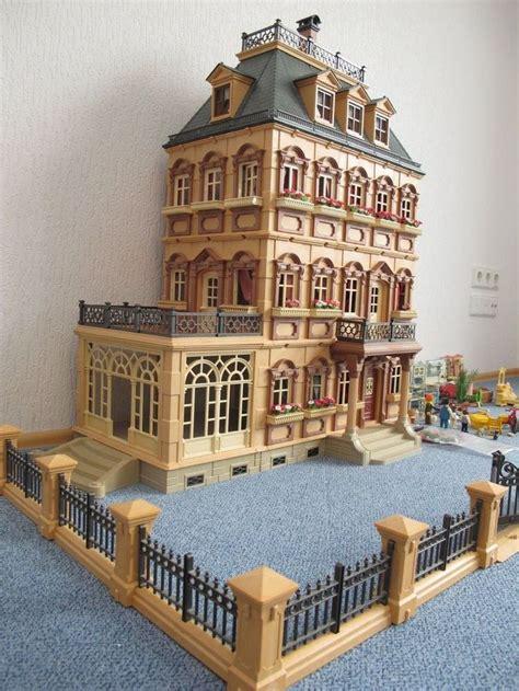 playmobil nostalgie haus playmobil nostalgie puppenhaus villa mit einrichtung und