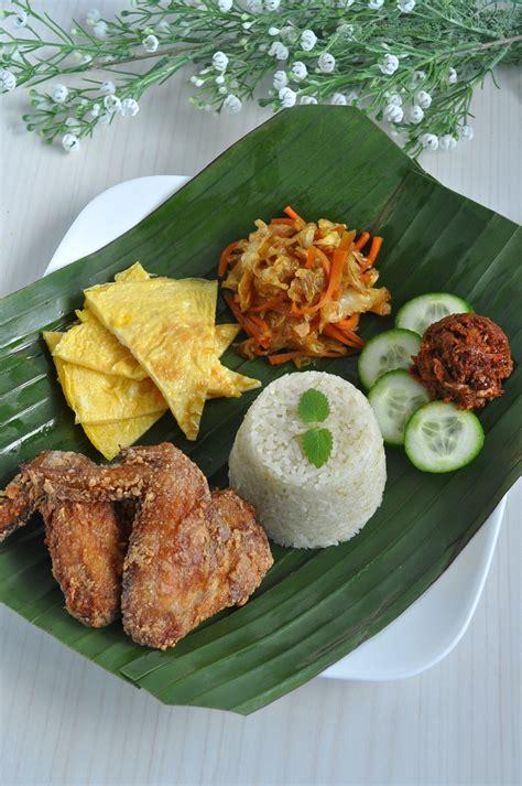 nasi lemak nasi lemak 椰浆饭 eat what tonight