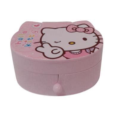 02564 Dompet Kosmetik Hellokitty Cosmetic Pouch jual produk tempat kosmetik harga promo diskon
