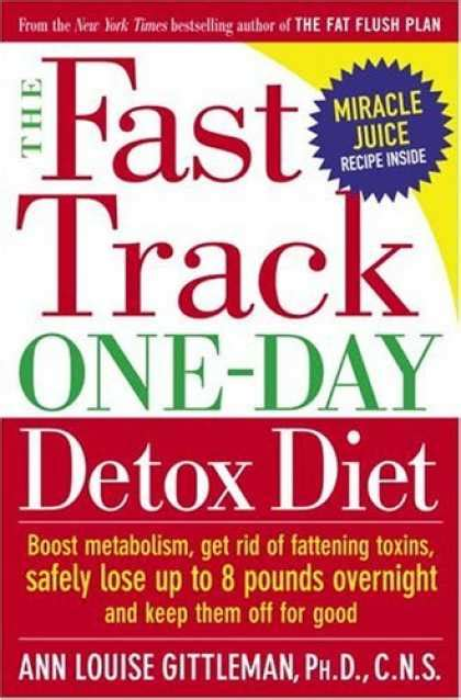 Fast Track Detox Diet Forum by Bestsellers 2006 Covers 1150 1199