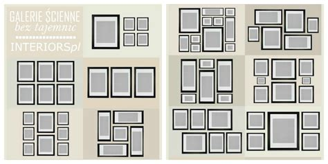 photo frame wall collage template 15 icon photo gallery template images free website