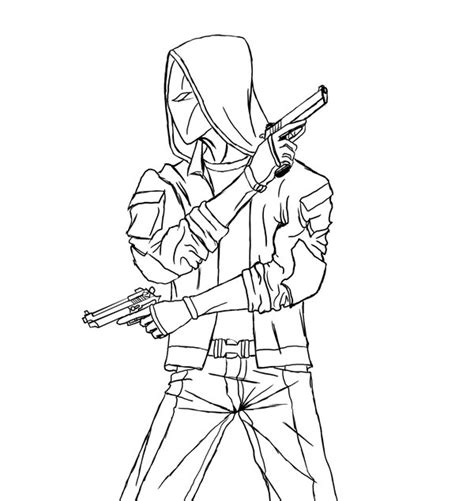 batman red hood coloring pages batman red hood coloring pages