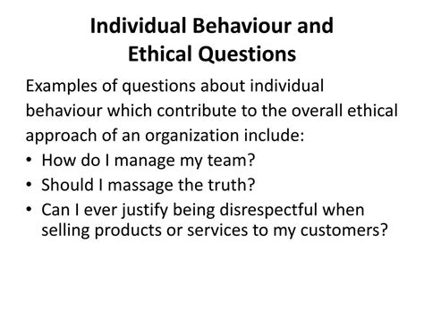 ppt ethical issues business operations powerpoint presentation id 653297