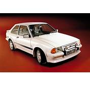 History Of Ford RS In Pictures  Autocar