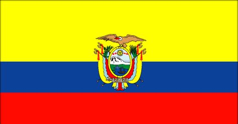 flags of the world yellow blue red horizontal cia the world factbook 2002 flag of ecuador