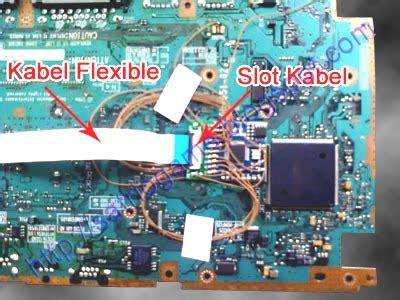 memasang hardisk external pada ps2 slim masih optik