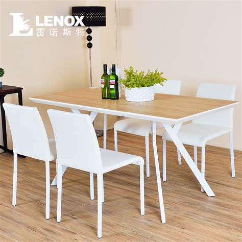 Minimalist Dining Table by Lenox Nordic Paint Ideas Small Apartment Modern Minimalist
