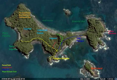 san jose island map chiriqui gulf eco resort all inclusive paridita