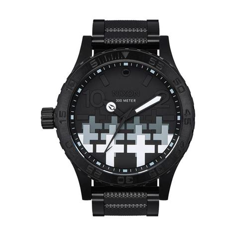 metallica x nixon metallica teams up with nixon for line of watches