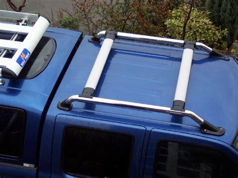 Nissan Navara Roof Racks D22 by Roof Bar Kit Rack For Nissan Navara D22 Chrome Outlaw
