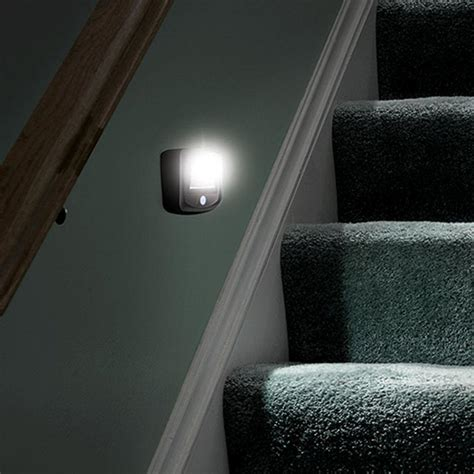 stair lights led indoor mr beams mb522 battery operated indoor outdoor motion