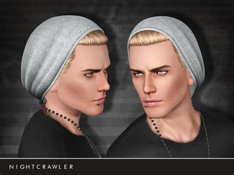 sims 4 cc guys hair nightcrawler sims nightcrawler am hair04