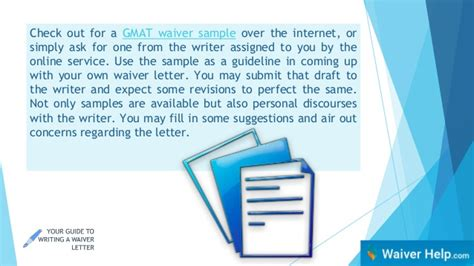 Ubc Mba Waive Gre For Doctoral by Your Guide To Writing A Waiver Letter