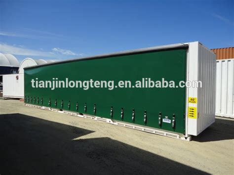curtain sided containers for sale curtain side shipping container for sale 45ft hc pallet