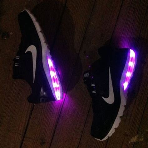 light up flip flops for adults 1000 images about womens light up custom shoes on