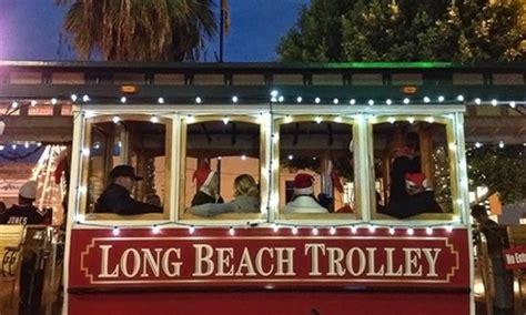 groupon haircut long beach holiday waterfront trolley tour long beach trolley groupon