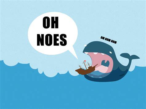 wallpaper cartoon wale whale eating a ship wallpaper by magweno on deviantart