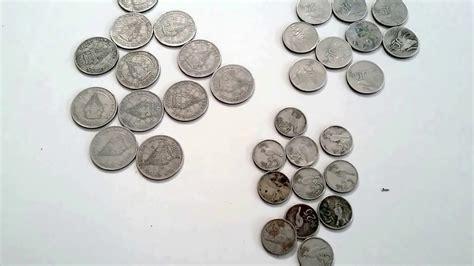 Koin Uang Lama Rp 100 koleksi uang koin lama rp 25 rp 50 dan rp 100 sekarang