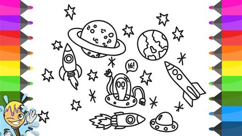 How To Draw Space