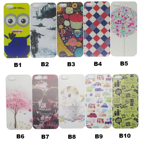 painting phone plastic for iphone 5 5s se b2