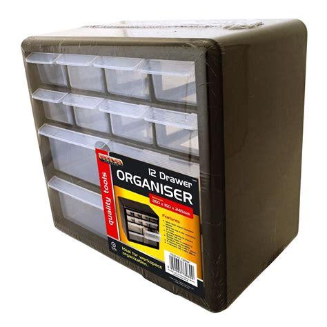 multi drawer organizer multi drawer storage organiser cabinet garage home diy