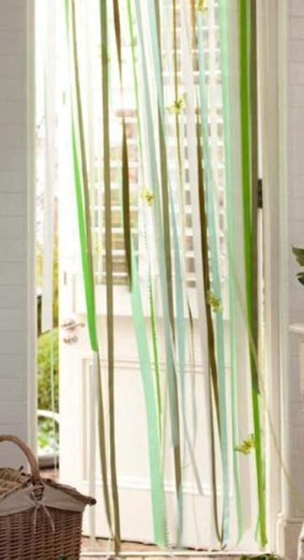 ribbon curtains for doors 1000 ideas about ribbon curtain on pinterest coral gold