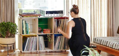 diy vinyl record storage unac co