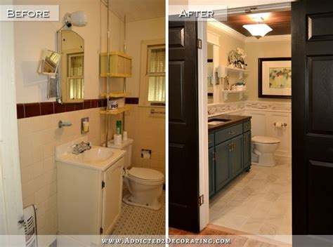 bathroom remodel pics before after 17 best images about bathroom ideas on pinterest sea