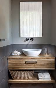 badezimmer unterschrank holz waschtisch holz mit aufsatzwaschbecken bvrao